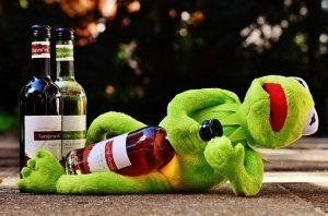 kermit alcool